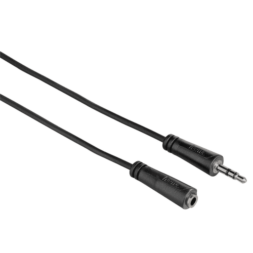 Hama 122313 jack 3,5 mm 1,5m čierny