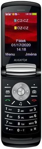 Aligator DV800 čierny