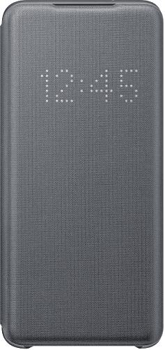 Samsung LED View Cover puzdro pre Samsung Galaxy S20, sivá