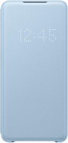 Samsung LED View Cover pre Samsung Galaxy S20 Ultra, modrá