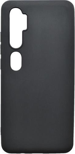 Mobilnet silikónové puzdro pre Xiaomi Mi Note 10, čierna