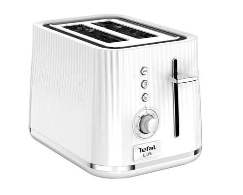 Medium-Tefal 2S Toaster White TT761138 NC00154518-Photo 01