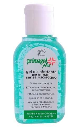 Primagel Allegrini 50ml, Dezinfekčný gél
