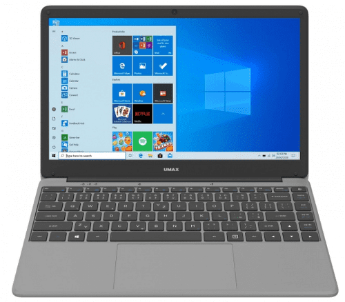 Umax VisionBook 14Wr Plus (UMM230142) sivý