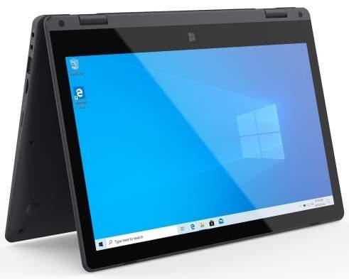 Umax VisionBook 12Wr Flex UMM220V22 čierny