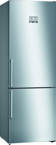 BOSCH KGN49AIDP, nerezová kombinovaná chladnička