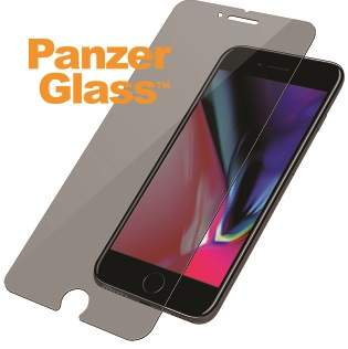 PanzerGlass ochranné tvrdené sklo pre Apple iPhone 7, transparentná