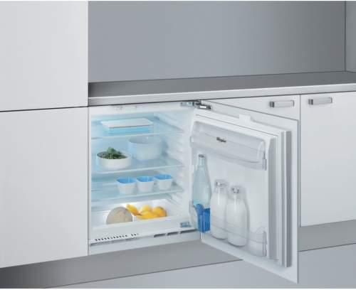 Whirlpool ARZ 005 A+, vstavaná jednodverová chladnička