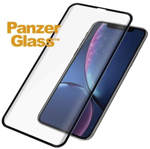 PanzerGlass ochranné sklo pre Apple iPhone Xr, čierna