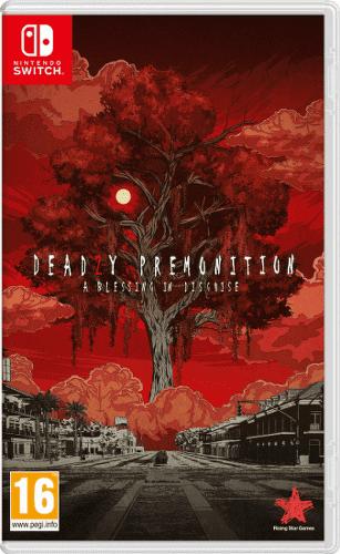 Deadly Premonition 2 - Nintendo Switch hra