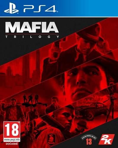 Mafia: Trilogy - PS4 hra
