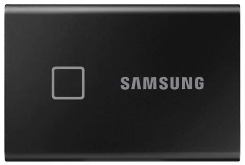 Samsung T7 Touch 1TB čierny