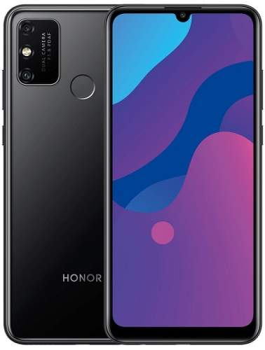Honor 9A čierny