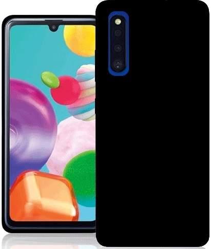Fonex TPU puzdro pre Samsung Galaxy A41, čierna