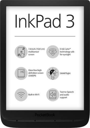 PocketBook 740 InkPad 3 čierna