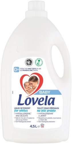 Lovela White 4,5L, Prací prostriedok