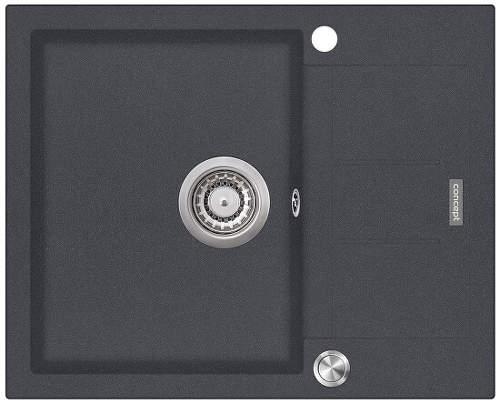 Concept DG05C45DG drez tmavo-sivý