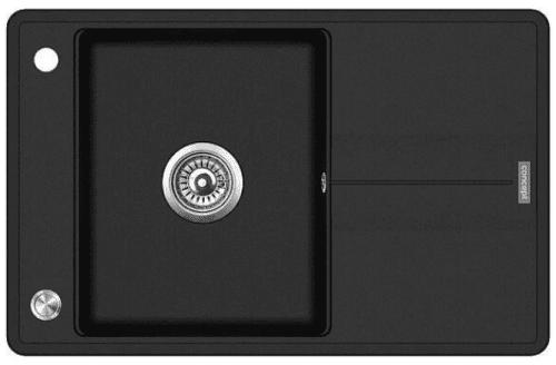 Concept DG10N50bs čierny drez
