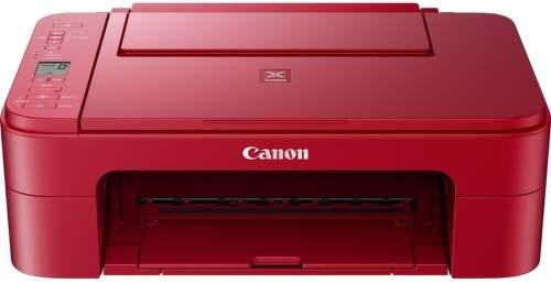 Canon PIXMA TS3352 červená