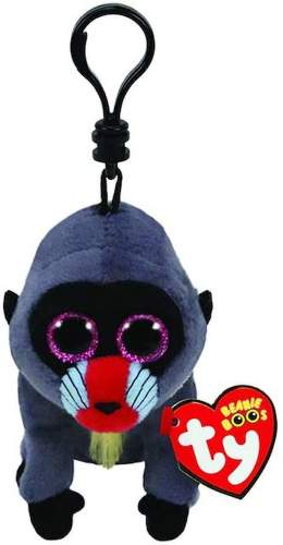 WASABI pavián 8,5 cm plyšová hračka