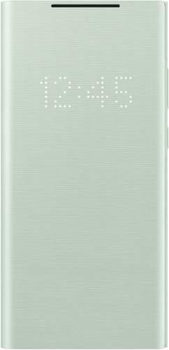 Samsung LED View puzdro pre Note20 zelené