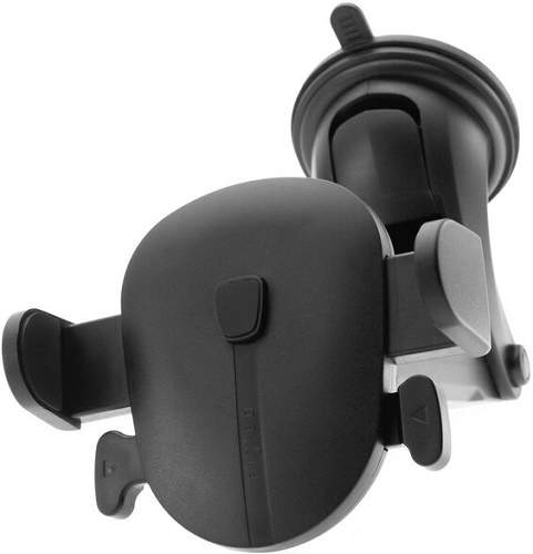 Fixed Click XL univerzálny držiak s prísavkou, čierna