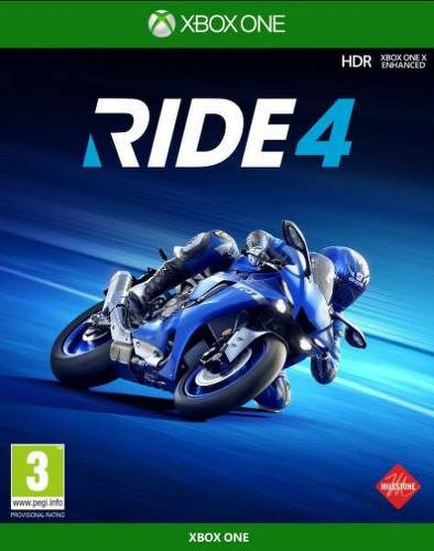 RIDE 4 Xbox One hra