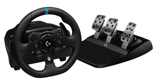 Logitech G923 TRUEFORCE Sim Racing Wheel (PC, Xbox One) čierny