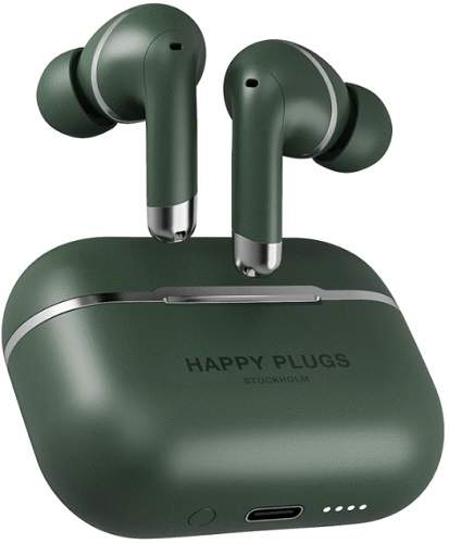HAPPY PLUGS Air 1 ANC GRN