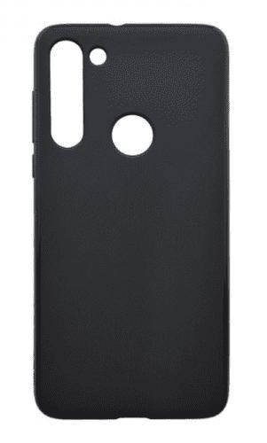 Mobilnet TPU puzdro pre Motorola Moto G8 čierna