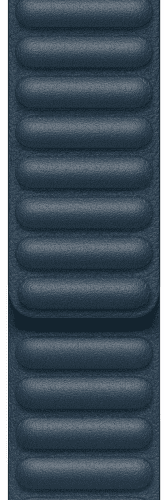 Apple Watch 44 mm kožený remienok baltsky modrý M/L