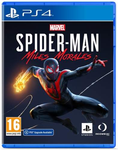 Marvel's Spider-Man: Miles Morales - PS4 hra