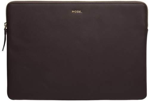 """dbramante1928 Paris puzdro pre notebook 15""""/MacBook Pro 16"""" hnedé"""