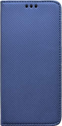 Mobilnet knižkové puzdro pre Xiaomi Note 9, modráMobilnet knižkové puzdro pre Xiaomi Redmi Note 9, modrá