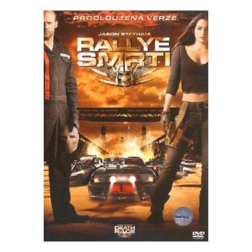DVD F - Rallye smrti / Death Race