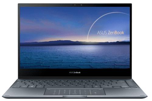 Asus ZenBook Flip 13 UX363EA-EM111T sivý
