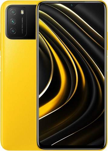 Poco M3 128 GB žltý