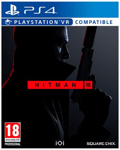 Hitman 3 - PS4 hra