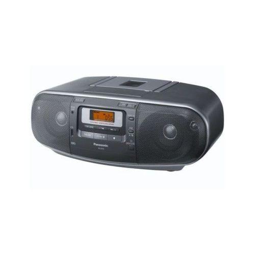 Panasonic RX-D55AEG-K (šedý)