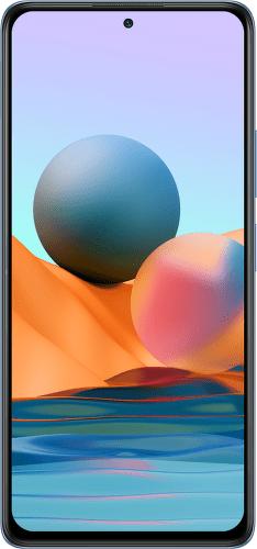 Xiaomi Redmi Note 10 Pro 8/128 GB modrý