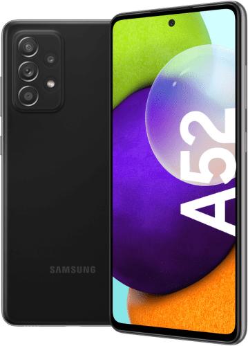 Samsung Galaxy A52 128 GB čierna
