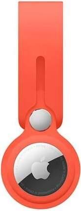 Apple AirTag pútko oranžová