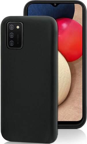 Fonex TPU puzdro pre Samsung Galaxy A02s čierna