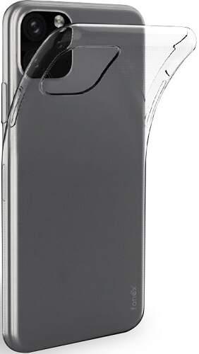 Fonex Inv Soft puzdro pre Samsung Galaxy A02s transparentná
