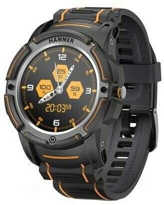 Hammersmith Watch oranžovo-čierne