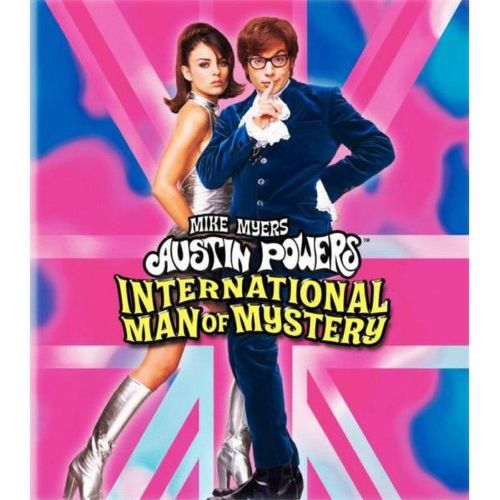 BD F - Austin Powers - Špionátor (Blu-ray)