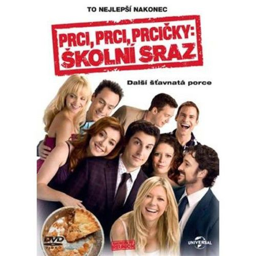 DVD F - Prci, prci, prcičky: Školní sraz