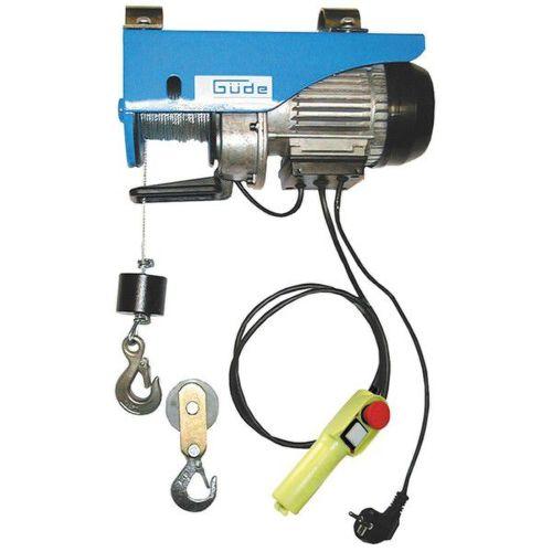 GÜDE GSZ 200/400 - elektricky lanovy zdvihak