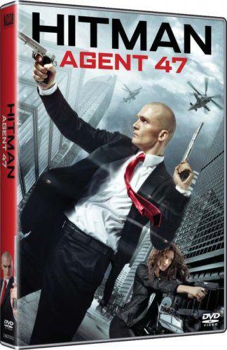 Hitman: Agent 47 - DVD film