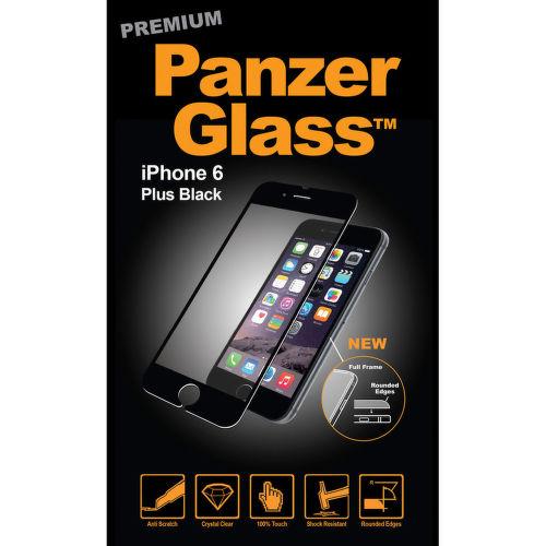 PANZERGLASS Premium iPh 6/6s Plus, Black